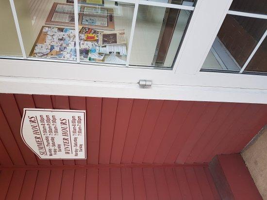 Staunton, Wirginia: Mrs Rowe's