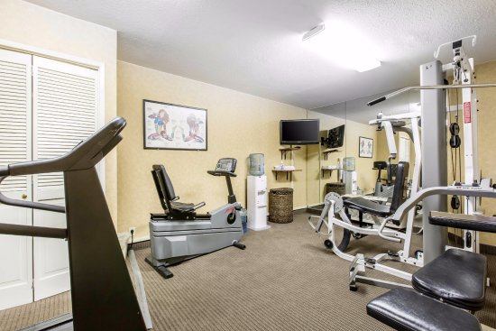 Baymont by Wyndham Barstow Historic Route 66: Gym
