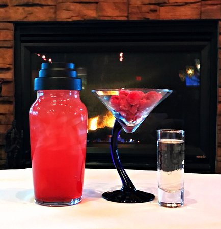 White Bear Lake, MN: Try our famous Rudytini!