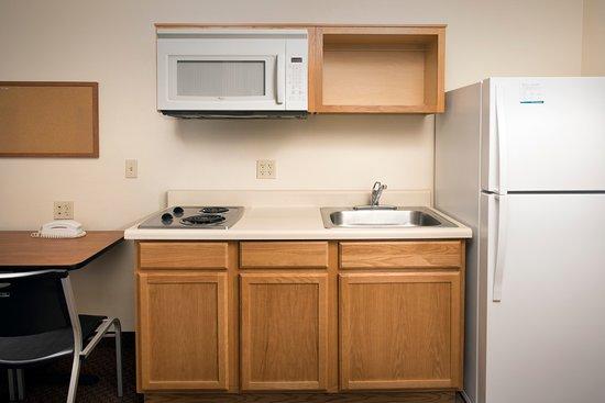 Hobbs, Nowy Meksyk: In-Room Kitchen