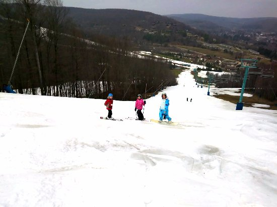 Ellicottville, Estado de Nueva York: Holiday Valley