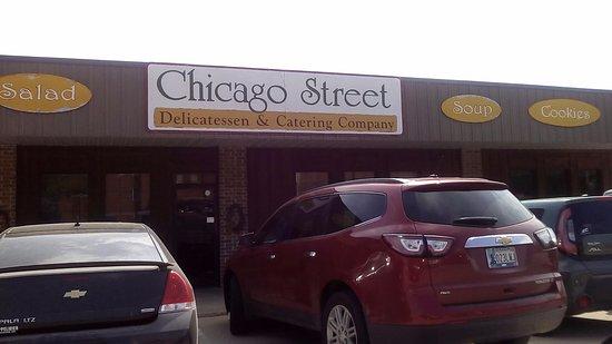 Chicago Street Deli: Shawnee, OK