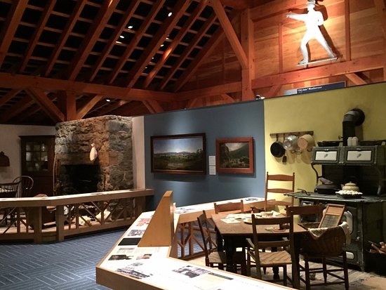 Museum of the Shenandoah Valley: Permanent collection on the regional history of the Shenandoah