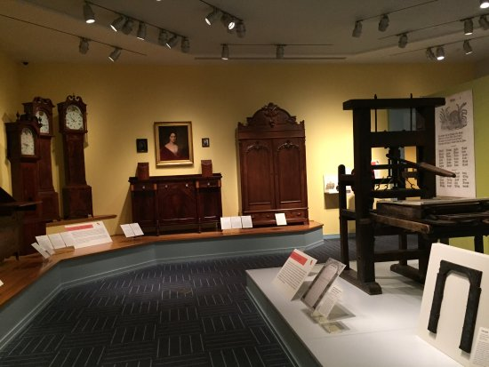Museum of the Shenandoah Valley: Permanent collection