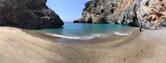 Milopotamos, Grecia: Kalami beach