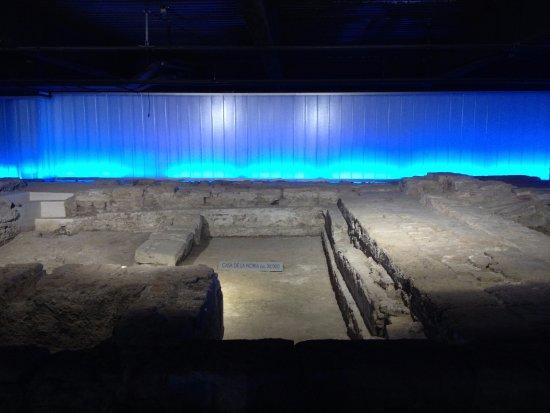 Antiquarium de Sevilla: ruins of a home