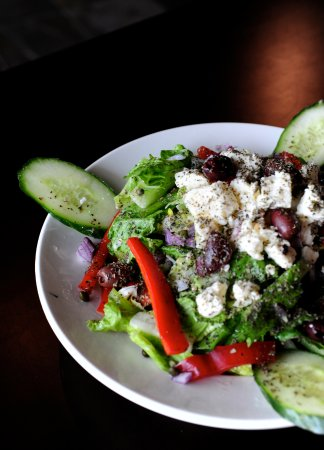 League City, TX: One of our fabulous salads