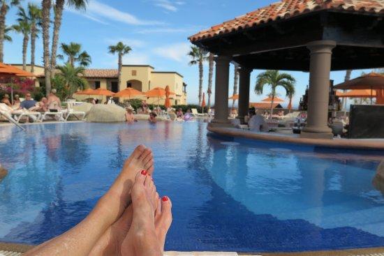 Pueblo Bonito Sunset Beach Golf Spa Resort Pool Behind Bldg 26