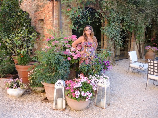 Bilde fra Villa Cicolina