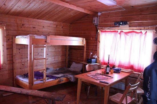 Sámi Siida - Márkanbáiki : Hearder's cabin