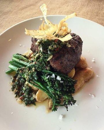Artichoke Cafe: Beef Tenderloin