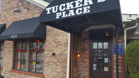 Ballwin, Μιζούρι: Tucker's Place