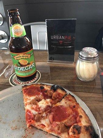 Cedar Falls, IA: Pizza at Urban Pie