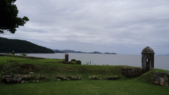 Canasvieiras, SC: Guarita do Forte