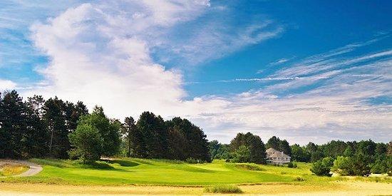 HawksHead Restaurant: HawksHead Golf Course