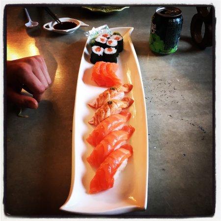 Kyoto Sushi & Bab: Lovely street food!