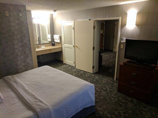 โคลัมเบีย, แมรี่แลนด์: Bathroom area