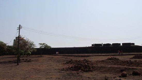 Sinquerim, India: Majestic Fort