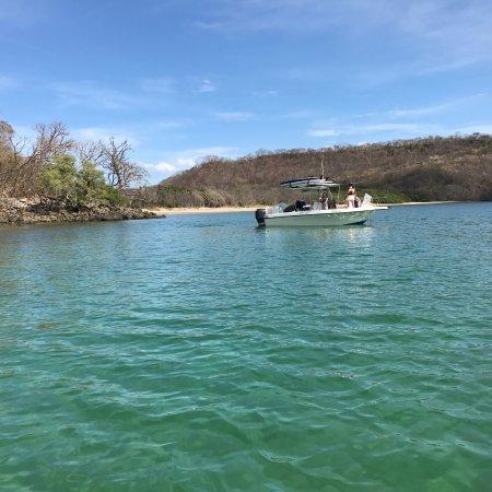 Gulf of Papagayo, Costa Rica: snorkel location