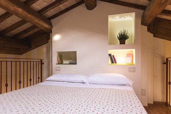 Bastia Umbra, Italy: Romantic Suite