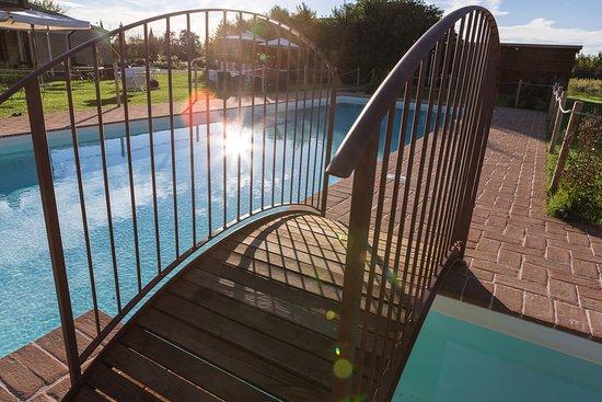 Bastia Umbra, Italy: La piscina