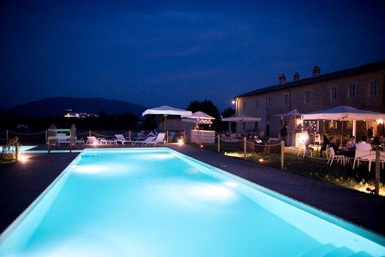 Bastia Umbra, Italy: Piscina