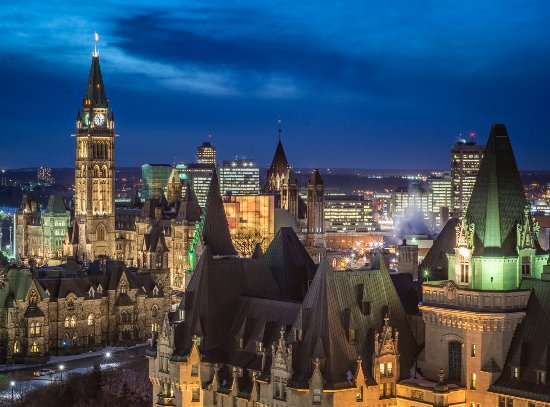 Ottawa, Canada: Parliament Buildings - James Peltzer