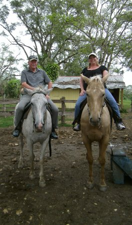 Belmopan, بليز: Horseback Riding