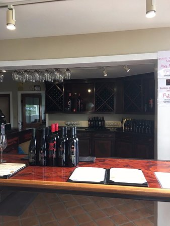 Healdsburg, Kalifornien: The Wine Bar