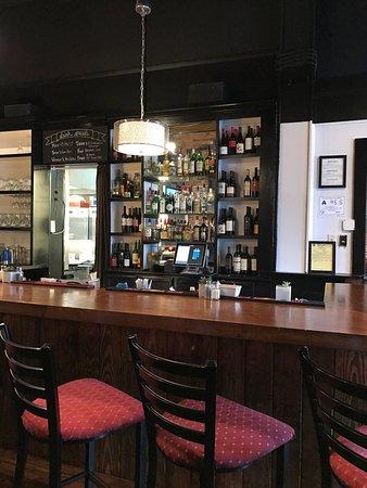 The Basics : Front & Bar Area