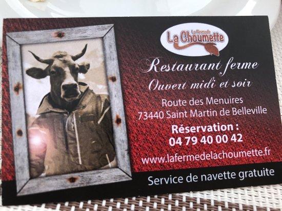 La Ferme de la Choumette : photo3.jpg