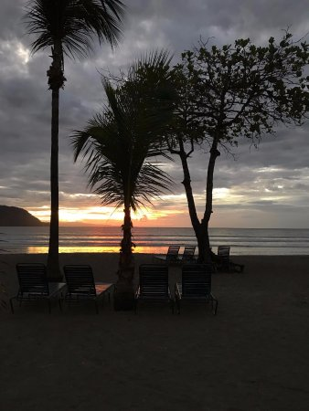 Tambor, Costa Rica: Sunrise