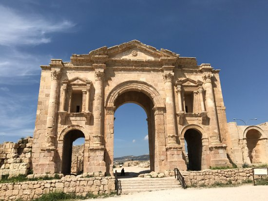 Jerash Ruins: photo7.jpg