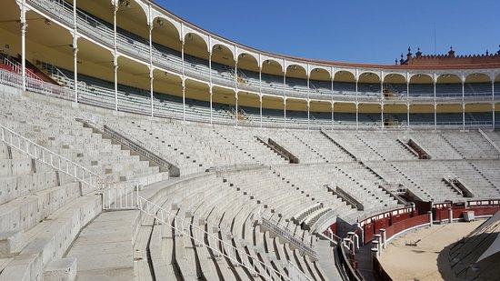 Plaza de Toros las Ventas: The Ring