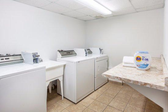 Truro, كندا: Laundry Room