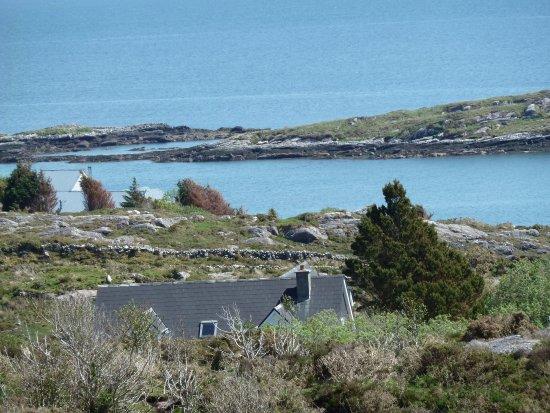 Sneem, Ireland: Ring of Kerry: water view