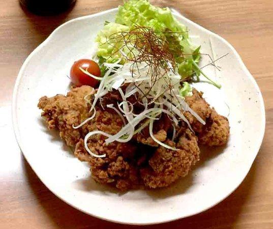 Kamisu, Japón: 鳥の唐揚げ ビールのお供にピッタリ!