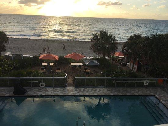 Sunny Isles Beach, FL: Sole on the Ocean