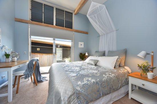Albany, Nya Zeeland: Grey Warbler Room