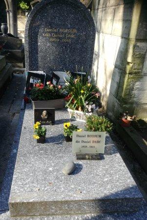 Photo of Cemetery Montmartre Cemetery at 20 Av. Rachel, Paris, France