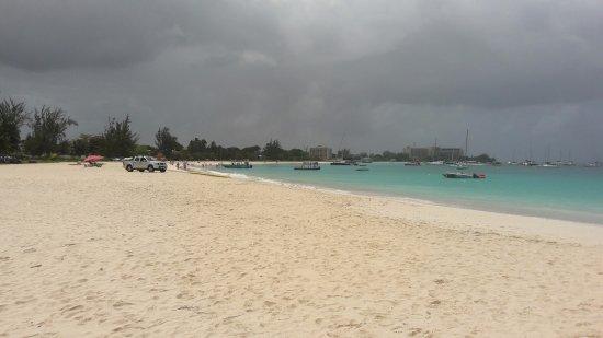 Beach, Cloudy but beautiful.