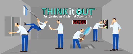 ‪Think It Out Escape Rooms‬