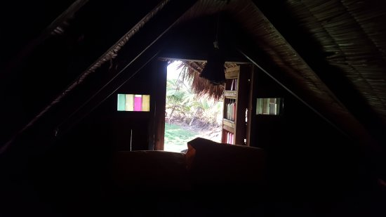 Derek's Place: Beach House/Casa Grande Loft Bedroom on Sea side