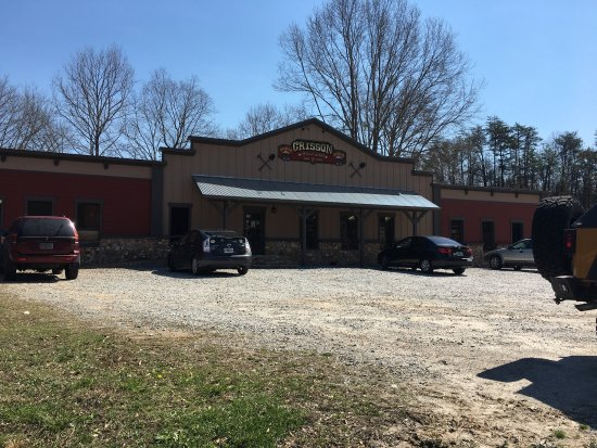 Dahlonega, Georgien: This is pictures of the new things we have here at the Mine!