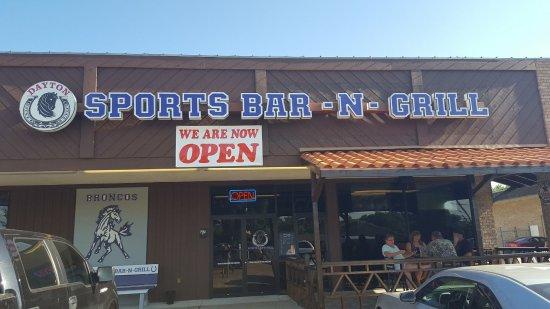 Ντέιτον, Τέξας: Dayton Sports Bar-N-Grill