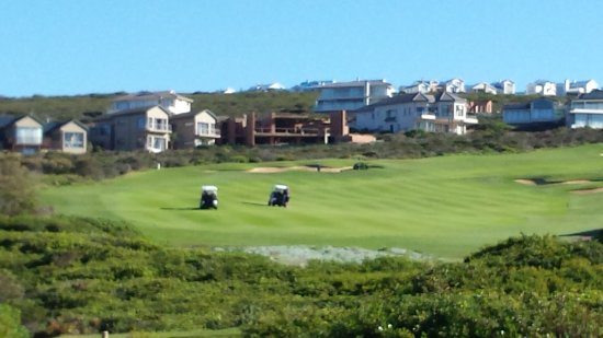 Mossel Bay, Sudafrica: On the course at Pinnacle