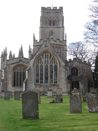 Northleach, UK: In all its spendour...