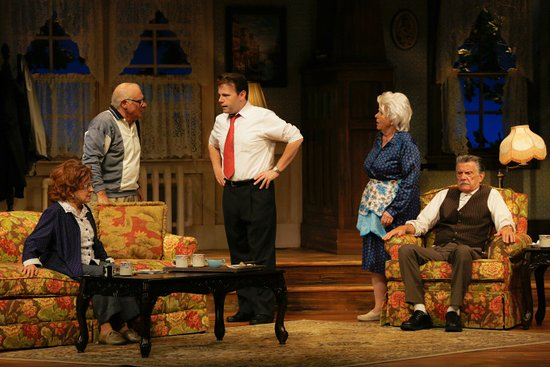 Florida Repertory Theatre: Over the River and Through the Woods