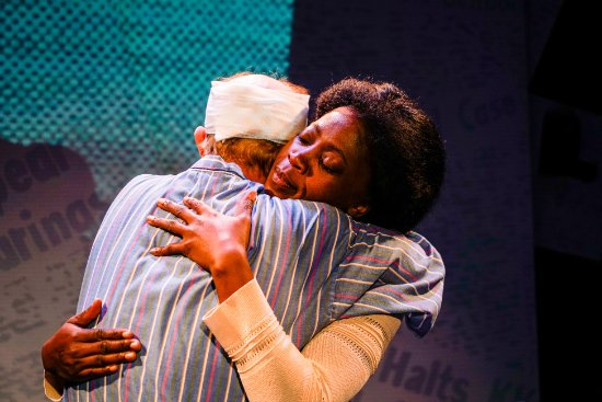 Florida Repertory Theatre: Best of Enemies (Graham Smith, Mary Hodges)