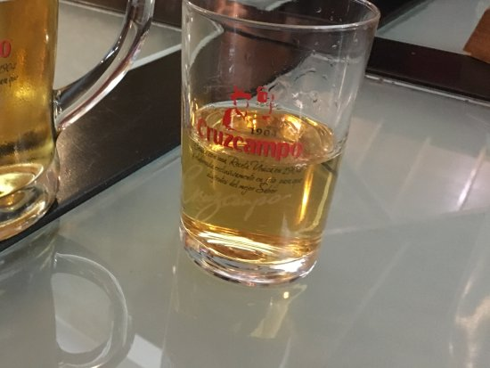 Hotel Elba Sara : Beer and Ron Miel (local Honey Rum)